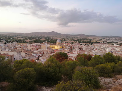 Castillo de Yecla