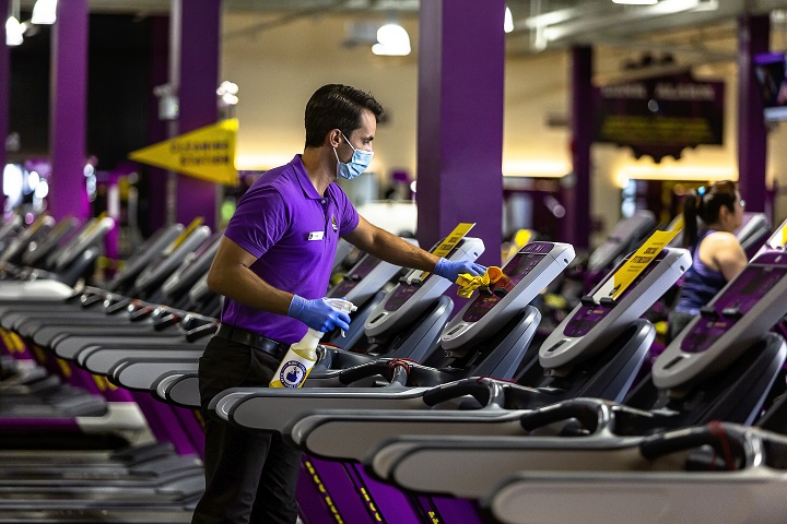Planet Fitness In The City Townsend