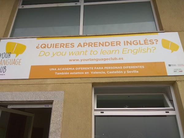 Academia de inglés Your Language Club