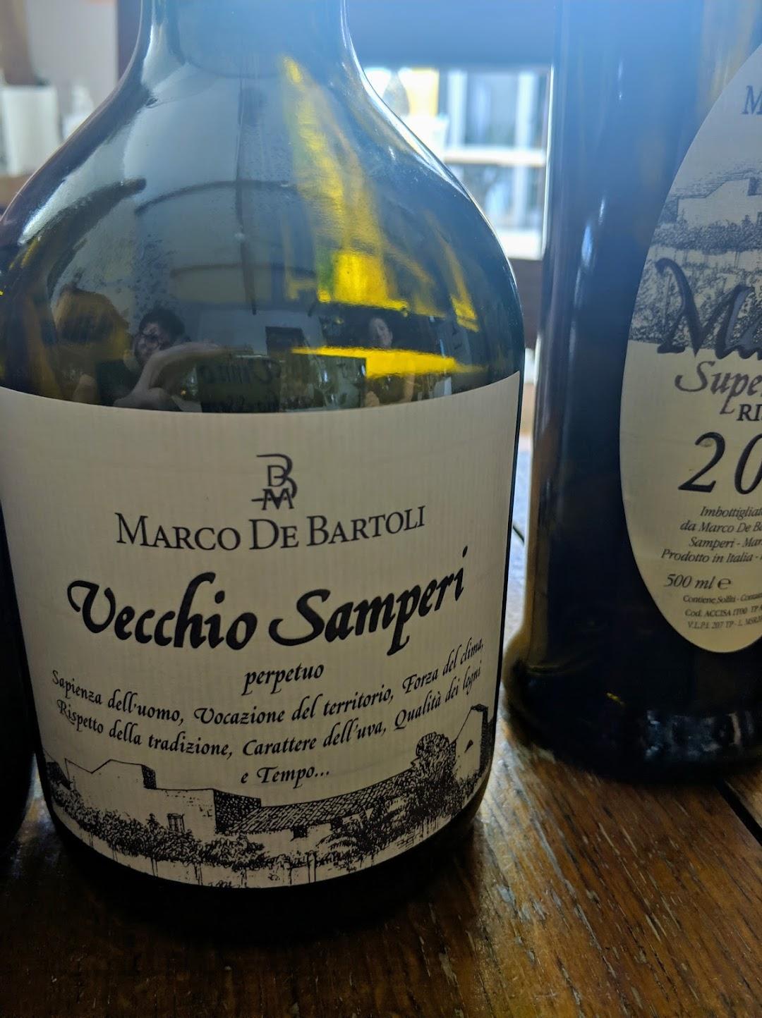 Marco De Bartoli - Samperi