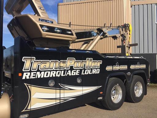 Service de remorquage TransPorlier Inc. à Pointe-aux-Outardes (QC) | AutoDir
