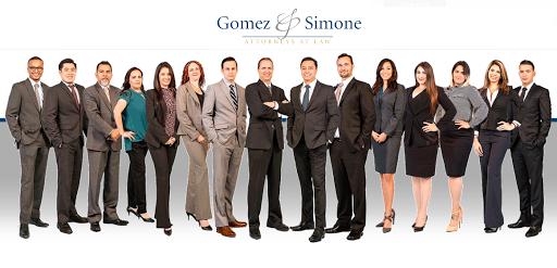Gomez & Simone, 3055 Wilshire Blvd #1200, Los Angeles, CA 90010, Real Estate Attorney