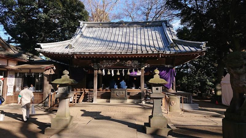 八坂 神社 土浦