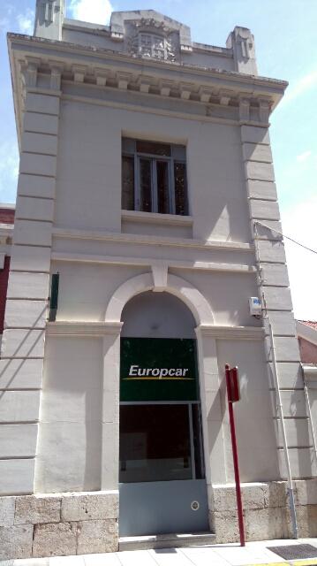 Europcar Palencia-Renfe