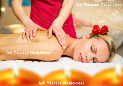 imagen de masajista Ask Masaje Maspalomas