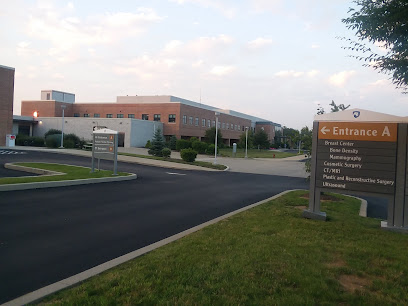 Medical diagnostic imaging center Penn State Hershey East Campus CT/MRI