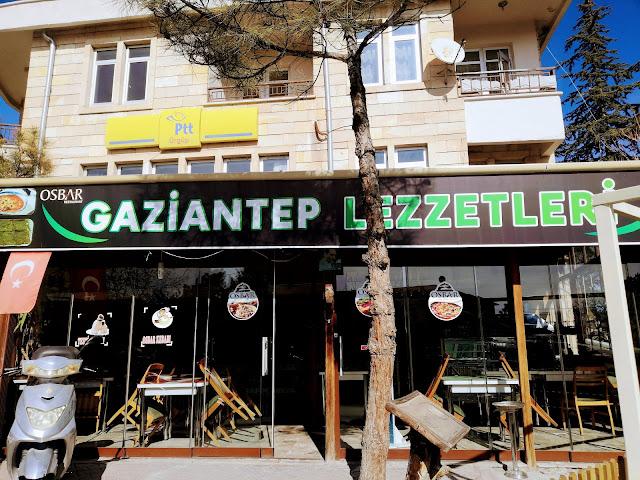 Osbar Restorant Gaziantep Lezzetleri