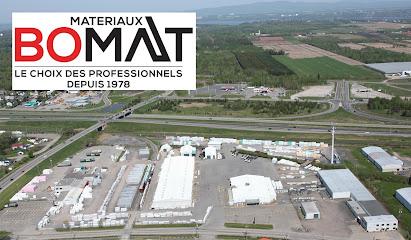 Building materials store Matériaux Bomat