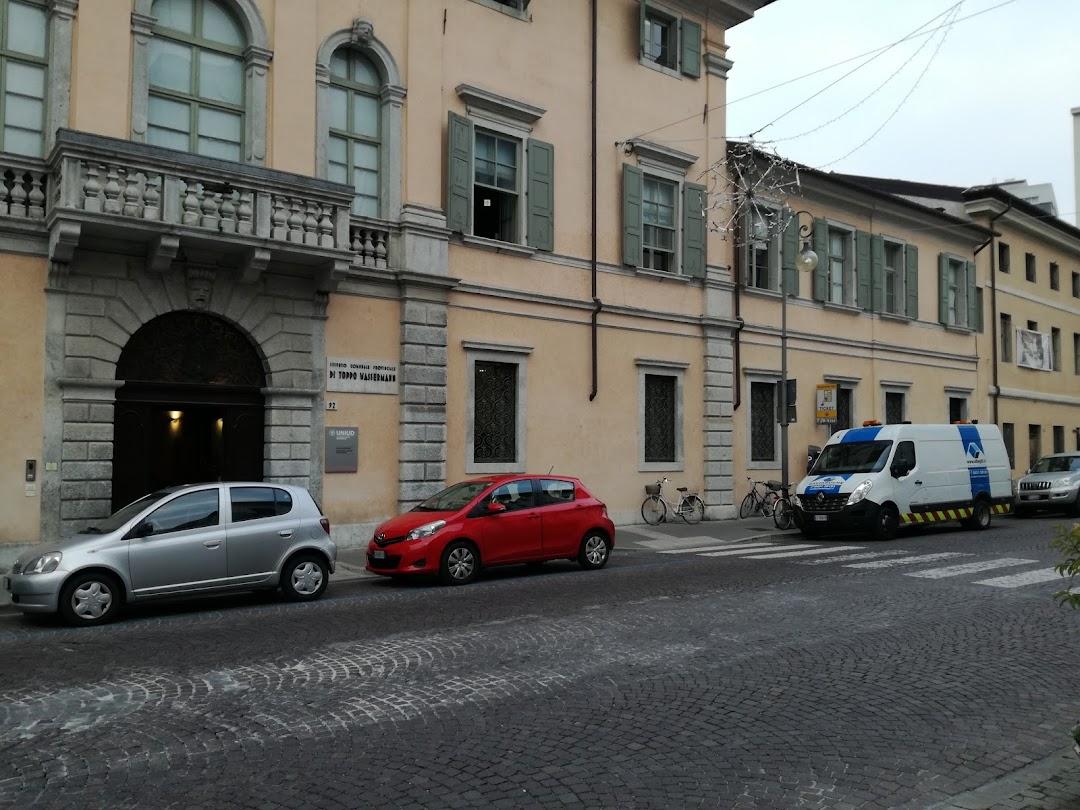 Palazzo Garzolini di Toppo Wassermann, Scuola superiore delluniversità di Udine