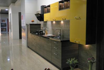 Sleek Kitchen Studio (Tiana Interio)Udaipur