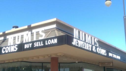 Numis International, 301 Broadway, Millbrae, CA 94030, Pawn Shop