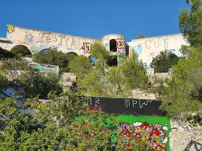 Festival Club, Ibiza ABANDONADO