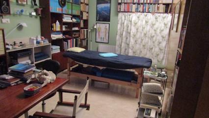 imagen de masajista Carlos Molina - Osteópata - Quiromasajista - Masajista - Acupuntor