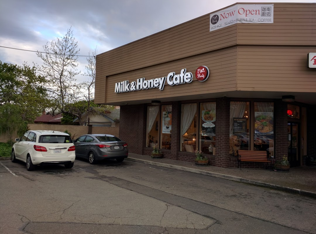 Milk and Honey Cafe in the city Fremont
