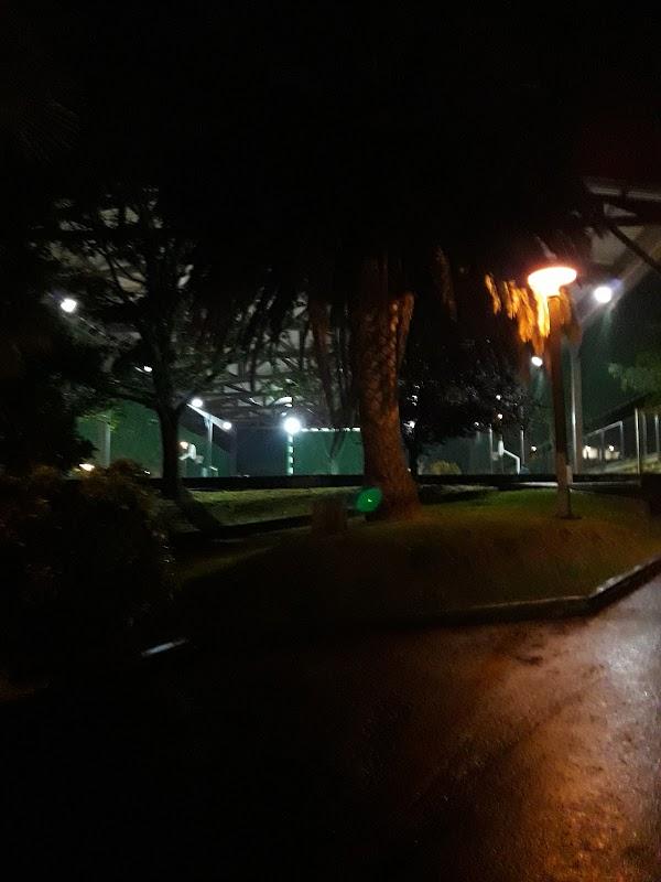 Pabellón Deportivo Nos