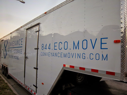 Moving and Storage Service «Conveyance Moving + Storage», reviews and photos
