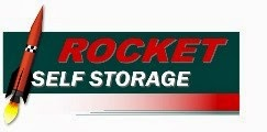 Self-Storage Facility «Rocket Self Storage», reviews and photos