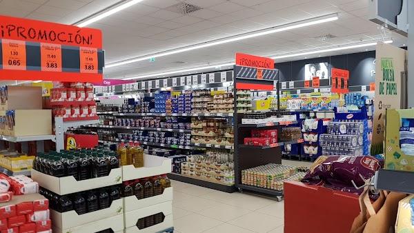 Supermercado Lidl Cuenca