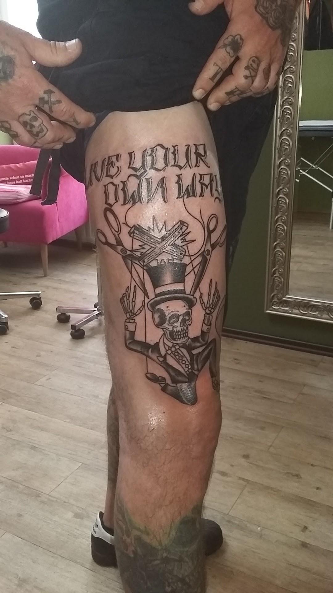 Intim tattoos geile BadTattoos