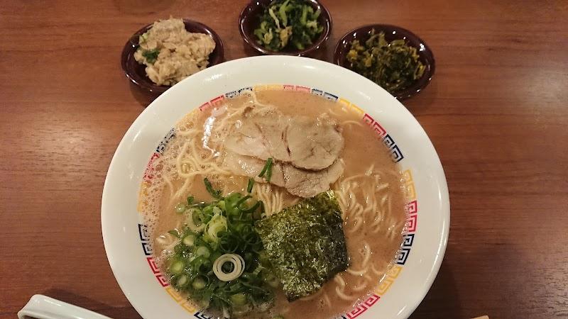 丸星中華そばセンター 善導寺店(丸星ラーメン2号店)