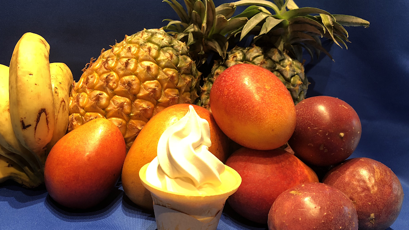 石垣島ソフトクリームと焼き芋 ゆるあみ