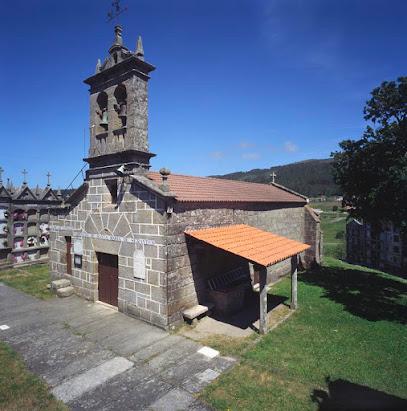 Iglesia de Santa María de Serantes