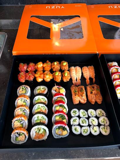 Yuzu sushi