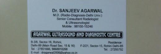 Agarwal Ultrasound & Diagnostic Centre-Ultrasound Centre In Rohini-Diagnostic Centre In Rohini Delhi