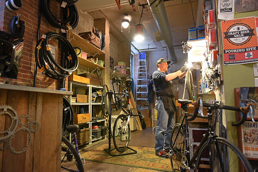 Bicycle Repair Shop «City Bicycle Co.», reviews and photos, 181 Market St, Lowell, MA 01852, USA