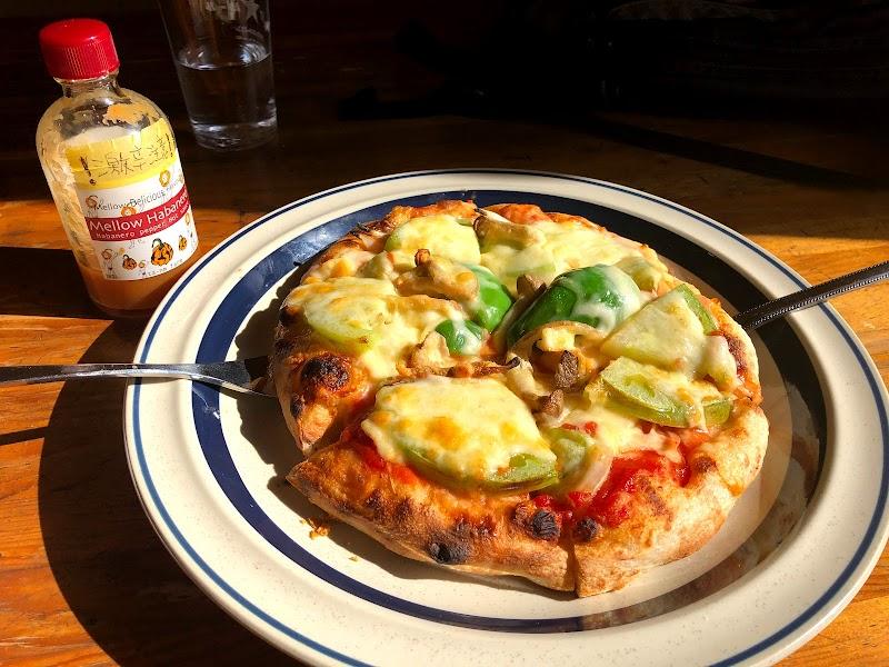 望月のパンとピザ家 the OK bread & pizza