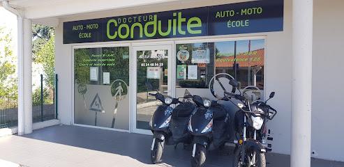 photo de l'auto école Docteur Conduite Eaunes