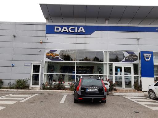 DACIA - Autopress Sighisoara SRL