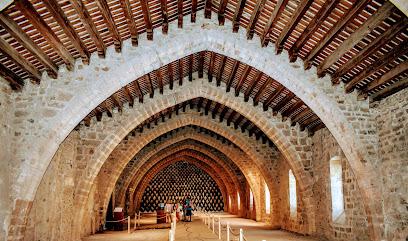 Abbaye Sainte-Marie de Lagrasse (Partie Privée)
