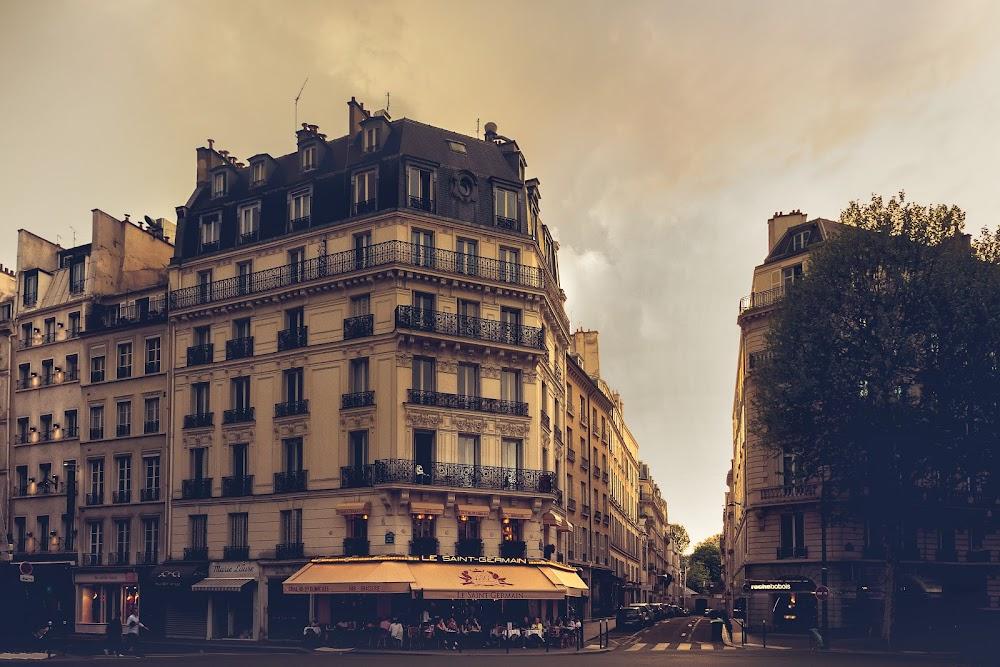 photo du resaurant Le Saint Germain