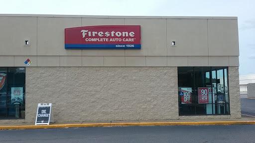 Tire Shop «Firestone Complete Auto Care», reviews and photos, 1401 Ward Blvd, Wilson, NC 27893, USA