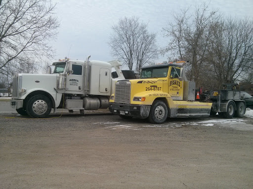 Towing Service Oakes Towing & Recovery in Perth (ON)   AutoDir