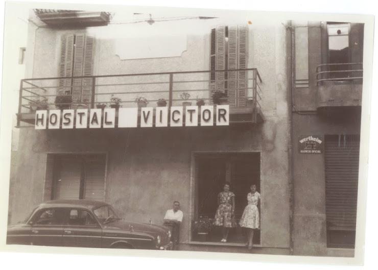 Hostal Victor Avinguda de l'Alt Urgell, 4, 25790 Oliana, Lérida