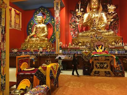 Gaden Khachoe Shing Monastery