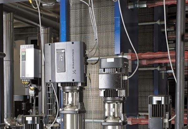 fontaonuba, s.l - Bombas de agua - servicio técnico ESPA y calentadores junkers