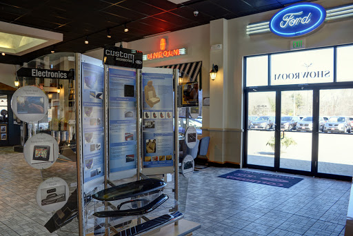 Car Dealer «Columbia Ford KIA», reviews and photos, 234 Willimantic Rd, Columbia, CT 06237, USA