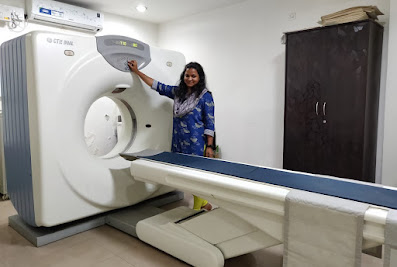 Good Luck Diagnostic Centre in Jeevika at Marathahalli (CT & ULTRA SOUND SCANS)