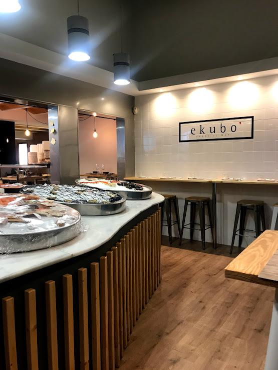 Ekubo - Cocina Japonesa Carrer del Comte d'Urgell, 108, 08011 Barcelona