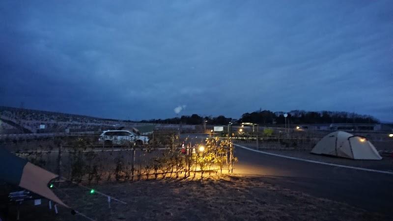 釣師防災緑地公園 オートキャンプ場 (福島県新地町谷地小屋釣師 公園) - グルコミ