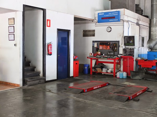 Aretxa Autoak Carrocería y Taller mecánico