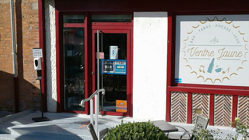 photo du resaurant Café Au Ventre Jaune
