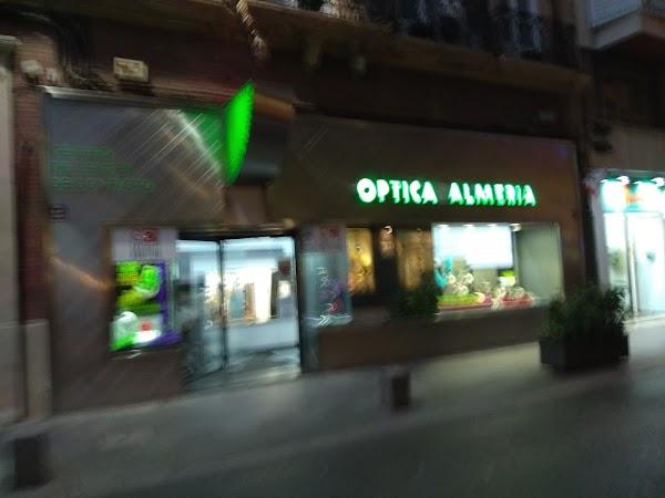 Optica Almeria SA