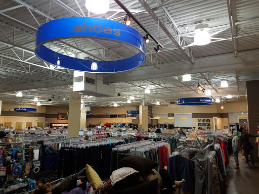 Goodwill - Concord, 5511 Poplar Tent Rd, Concord, NC 28027, USA, Thrift Store
