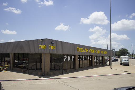 Texans Can - Cars For Kids, 7100 Marvin D Love Fwy, Dallas, TX 75237, USA, Non-Profit Organization