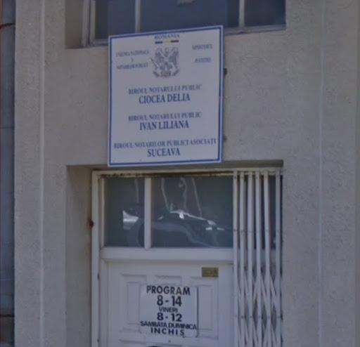Ciocea Delia Biroul Notarului Public