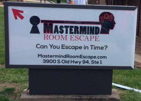 Amusement Center «Mastermind Room Escape - St. Charles», reviews and photos, 3900 Old Hwy 94 S #1, St Charles, MO 63304, USA